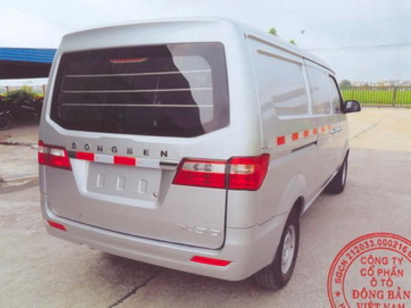 Xe tải Thái Lan DFSK 900kg thùng lửng