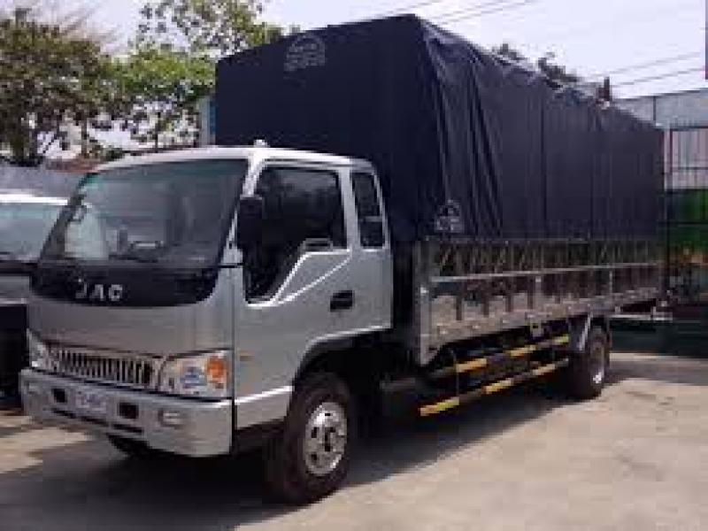 XE TẢI VEAM 990KG VPT095 THÙNG KÍN