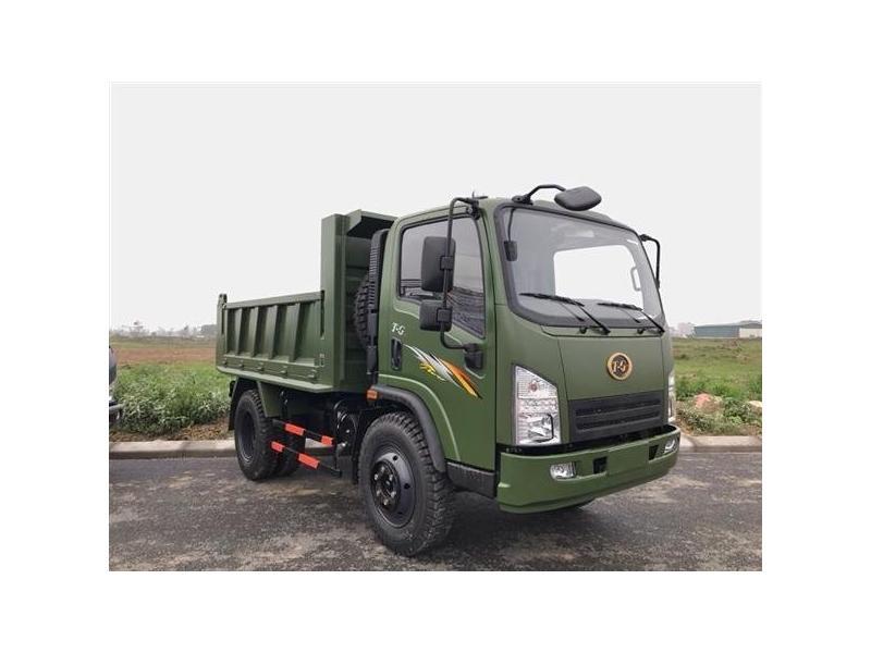 Xe tải tự đổ Trường Giang 3.5 tấn TG-KA3.8B4x2-1