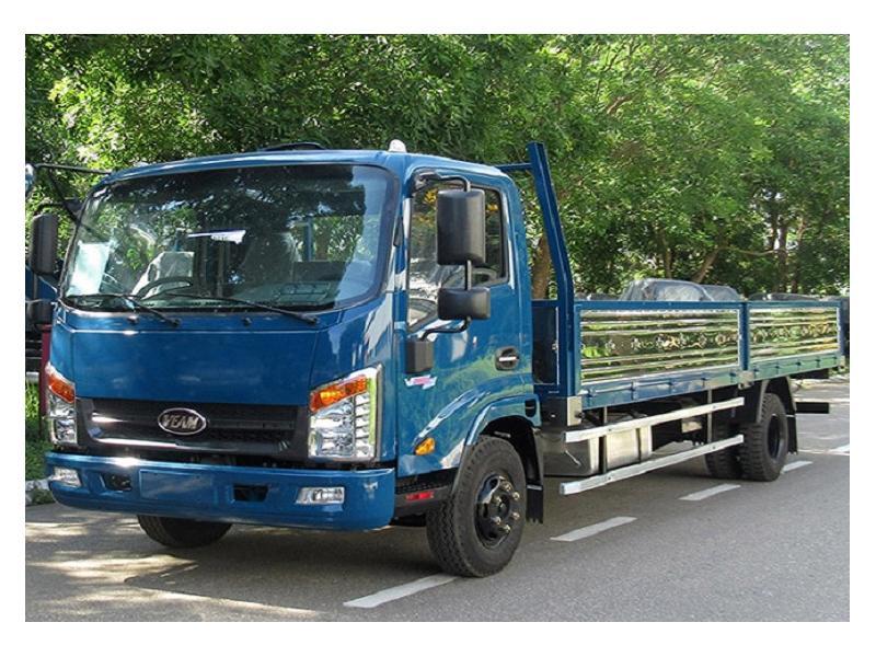 Xe tải Veam 1.9 tấn (VT260-1) Thùng Lửng 6m
