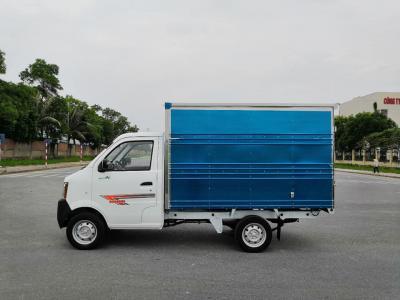 XE TẢI DONGBEN DB1021 - 770KG THÙNG KÍN
